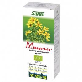 Salus - Suc de plantes Bio millepertuis - flacon 200 ml Salus Accueil Onaturel.fr