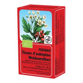 Salus - Tisane Bio aubépine - 15 sachets Salus Accueil Onaturel.fr