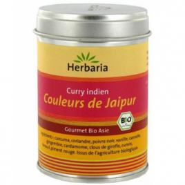 Herbaria Couleurs de Jaipur 80g Herbaria Accueil Onaturel.fr