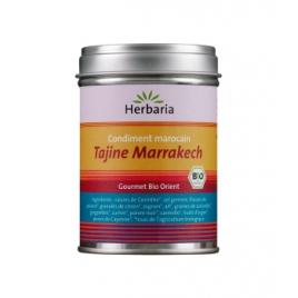 Herbaria Tajine Marrakech 100g Herbaria Accueil Onaturel.fr