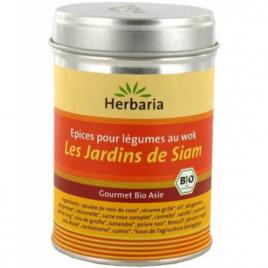 Herbaria Les Jardins de Siam 80g Herbaria Accueil Onaturel.fr