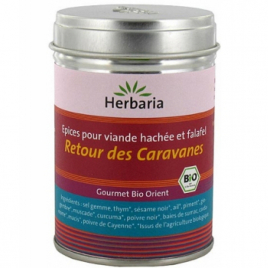 Herbaria Retour des Caravanes 90g Herbaria Accueil Onaturel.fr