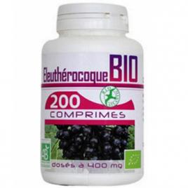 GPH Diffusion Eleuthérocoque bio 400mg 200 comprimés