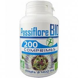 GPH Diffusion Passiflore bio 200 comprimés