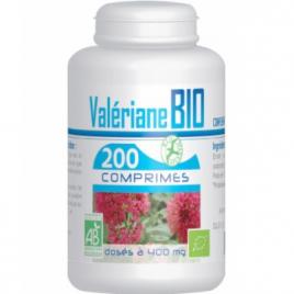 GPH Diffusion Valériane bio 400mg 200 comprimés GPH Diffusion