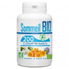 GPH Diffusion Sommeil bio 200 comprimés