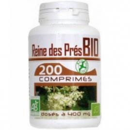 GPH Diffusion Reine des Prés Bio 200 comprimés GPH Diffusion Forme et Vitalité Onaturel.fr