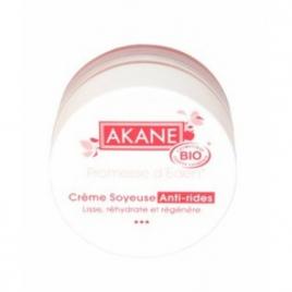 Akane Crème Soyeuse Anti Rides 15ml Akane Crèmes anti-âge Bio Onaturel.fr