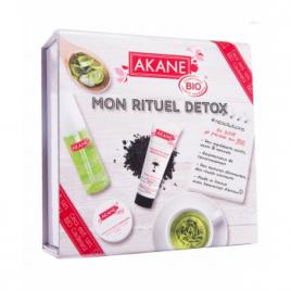 Akane Coffret Noël mon Rituel Detox Akane Coffrets pour elle Onaturel.fr