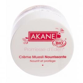 Akane Crème Muesli Nourrissante bio 15ml Akane Soins de jour Bio Onaturel.fr