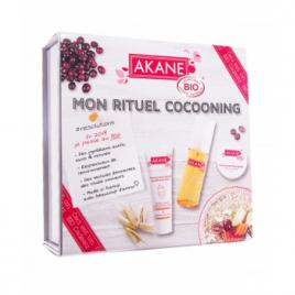 Akane Coffret Mon rituel Cocooning Noel 2017 Akane Coffrets pour elle Onaturel.fr