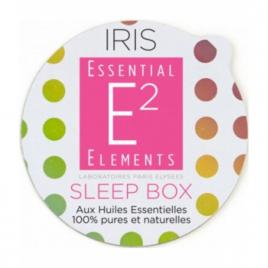 Essential Elements Sleep Box Aroma Box Capsules recharges pour diffuseur IRIS aux 21 Huiles Essentielles
