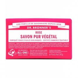 Dr Bronners Savon solide à la Rose
