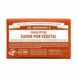 Dr Bronners Savon solide à l'Eucalyptus