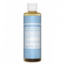 Dr Bronners Savon liquide Non parfumé 240ml