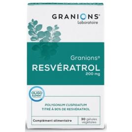 Ea Pharma Laboratoire Des Granions Resvératrol 30 Gélules Ea Pharma Accueil Onaturel.fr