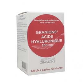 Ea Pharma Laboratoire Des Granions Acide Hyaluronique 60 Gélules