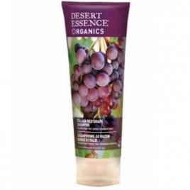 Desert Essence Shampoing au raisin rouge d'Italie 237ml Desert Essence Soins colorants capillaires Onaturel.fr