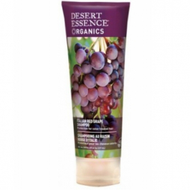 Desert Essence Shampoing au raisin rouge d'Italie 237ml Desert Essence
