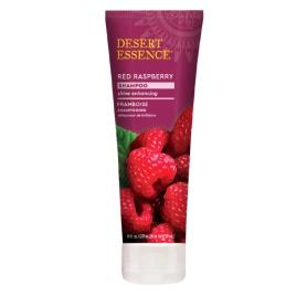 Desert Essence Shampooing à la framboise 237ml Desert Essence Shampooings Bio et Soins capillaires Onaturel.fr