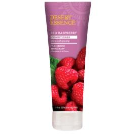 Desert Essence Après shampooing revitalisant à la framboise 237 ml Desert Essence Shampooings Bio et Soins capillaires Onatur...
