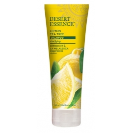 Desert Essence Shampoing au citron 237 ml Desert Essence