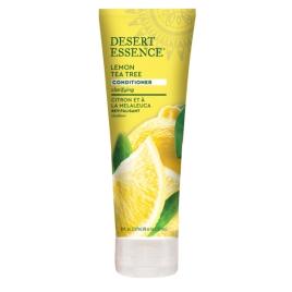 Desert Essence Après shampoing revitalisant au citron Desert Essence Shampooings Cheveux gras Onaturel.fr
