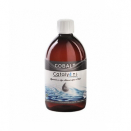 Oligo élément COBALT Catalyons 500 ml Catalyons Digestion Onaturel.fr