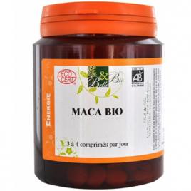 Belle et Bio Maca bio 200 comprimés Belle et Bio Compléments Alimentaires Bio Onaturel.fr