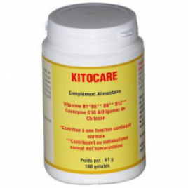 Han-biotech Kitocare Q10 180 gélules Han-biotech Accueil Onaturel.fr