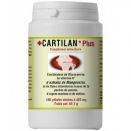 Han-biotech Cartilan PLUS 180 gélules