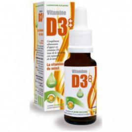 d-plantes Vitamine D3++ huile 20 ml