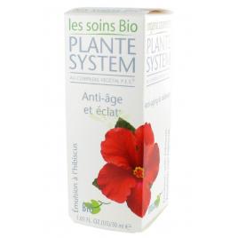 Plante System - Les Soins Bio - Emulsion Anti-âge et Eclat plante system Accueil Onaturel.fr