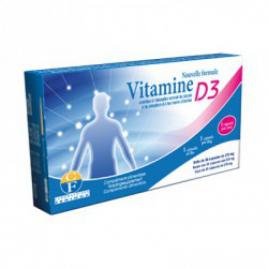laboratoires fenioux Vitamine D3 30 capsules