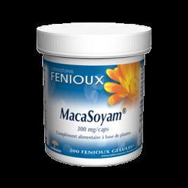 laboratoires Fenioux MacaSoyam 200 gélules laboratoires fenioux Accueil Onaturel.fr