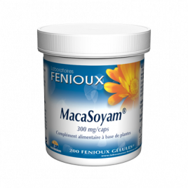 laboratoires Fenioux MacaSoyam 540 gélules laboratoires fenioux Accueil Onaturel.fr
