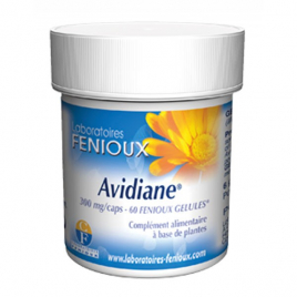 laboratoires Fenioux Avidiane 60 Gélules