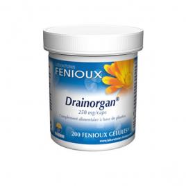 laboratoires Fenioux Drainorgan 200 Gélules