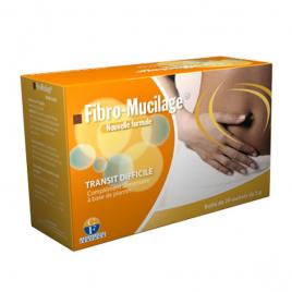 laboratoires Fenioux Fibro Mucilage 20 Sachets laboratoires fenioux Digestion Onaturel.fr