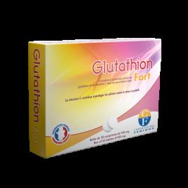 laboratoires Fenioux Glutathion Fort 30 Comprimés laboratoires fenioux Immunité Onaturel.fr