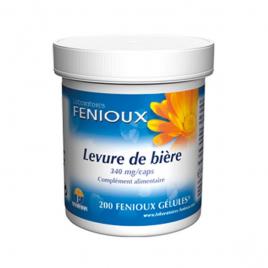 laboratoires Fenioux Levure de Bière 200 Gélules laboratoires fenioux Compléments Alimentaires Bio Onaturel.fr