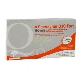 laboratoires Fenioux Coenzyme Q10 Fort 30 Gélules laboratoires fenioux Immunité Onaturel.fr