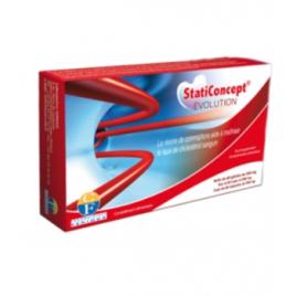laboratoires Fenioux StatiConcept Evolution 60 gélules Levure de riz rouge laboratoires fenioux Cholestérol Onaturel.fr