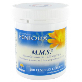 laboratoires Fenioux M.M.S. 200 Gélules