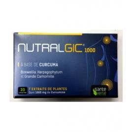 sante verte Nutralgic 30 comprimés sante verte Accueil Onaturel.fr