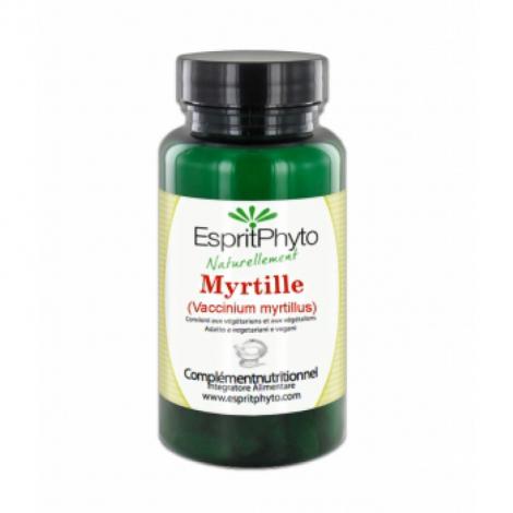 Esprit phyto Myrtille 90 gélules Esprit phyto