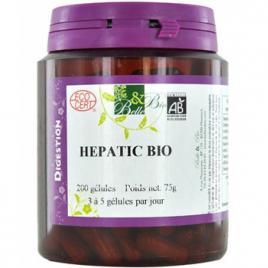 Belle et Bio Hepatic bio 200 gélules Belle et Bio Digestion Onaturel.fr
