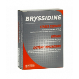 Bryssica Bryssidine 60 gélules bryssica Forme et Vitalité Onaturel.fr
