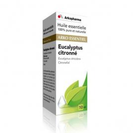 Arkopharma Huile Essentielle d'Eucalyptus Citronné arkopharma Huiles essentielles Onaturel.fr