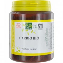 Belle et Bio Cardio bio 200 gélules Belle et Bio Cholestérol Onaturel.fr